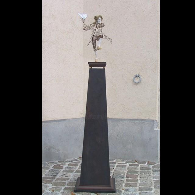 Jean-Yves Verne - voltaire - the spirit of Saint Arouet