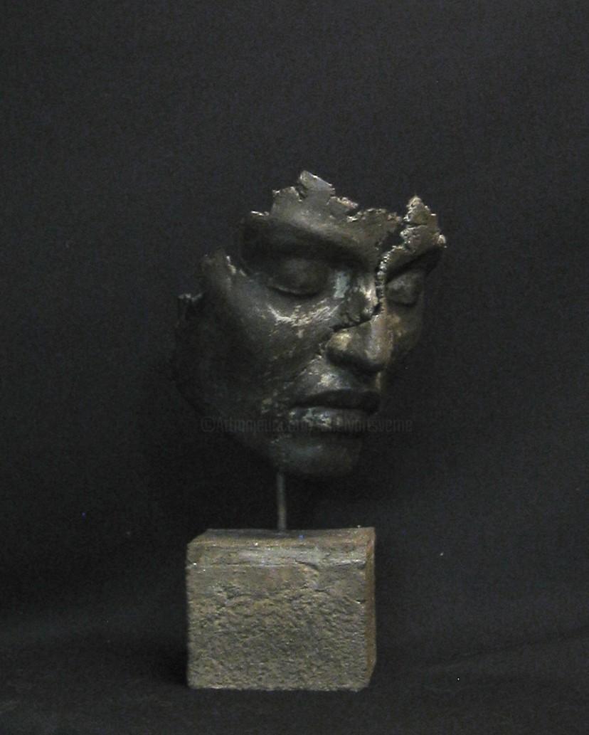 JEAN-YVES VERNE - concrete art - sculpture en ciment -