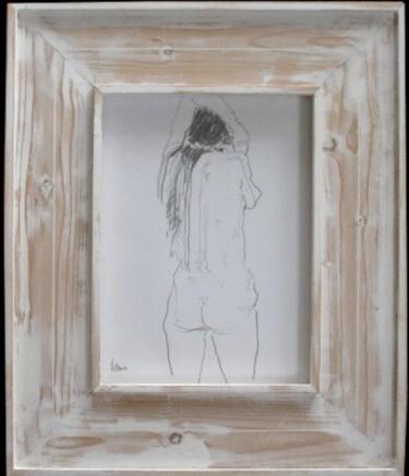 dessin - pastel - Florence de dos-