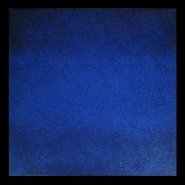 acrylique sur toile - summertime blue