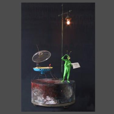 """""""voyager"""" - installation - sculpture"""