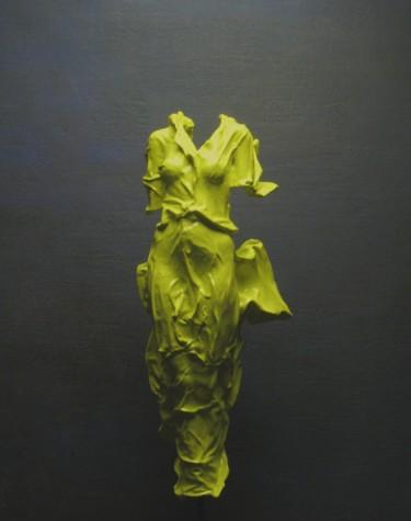 sculpture verne . résine