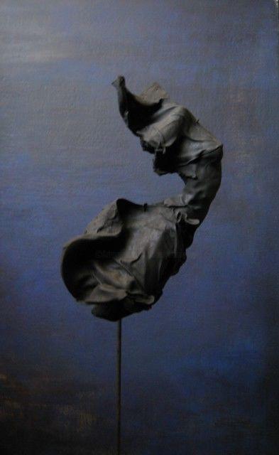 JEAN-YVES VERNE - sculpture, plastic allegory