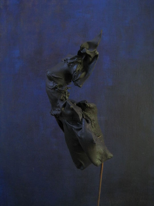 JEAN-YVES VERNE - sculpture :plastic allegory