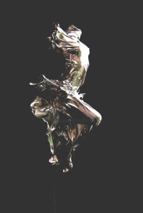 JEAN-YVES VERNE - plastic allegory - chrome