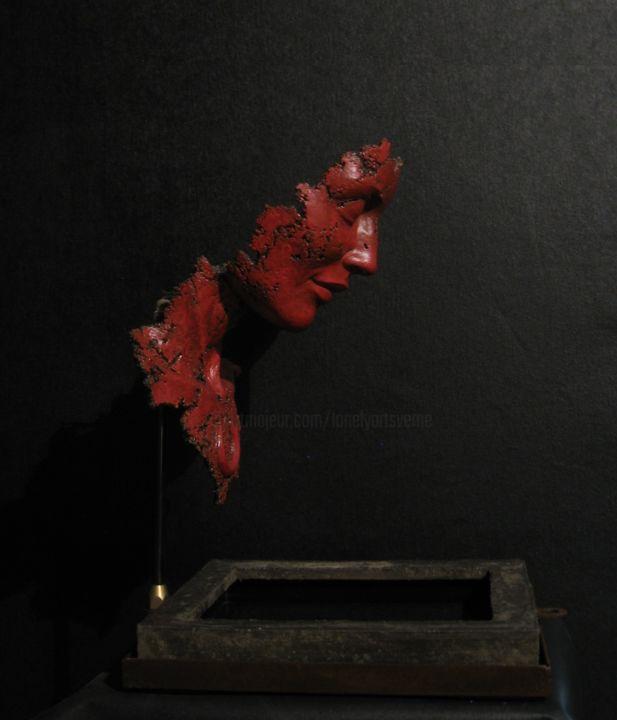JEAN-YVES VERNE - rouge narcisse