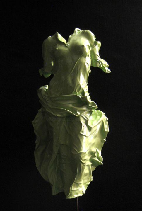 JEAN-YVES VERNE - drapery sculpture